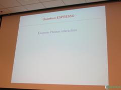 Summer School Quantum Espresso Santa Barbara 2009